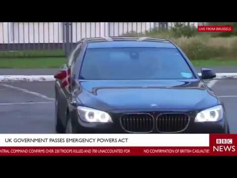 Live Breaking News Nuclear Confrontation between Russia and NATO fiction