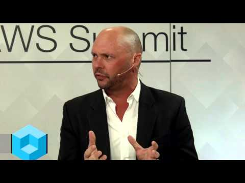 Nathan Pearce - AWS Summit 2015 - theCUBE