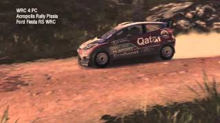 WRC 4 PC - Acropolis Rally Pissia