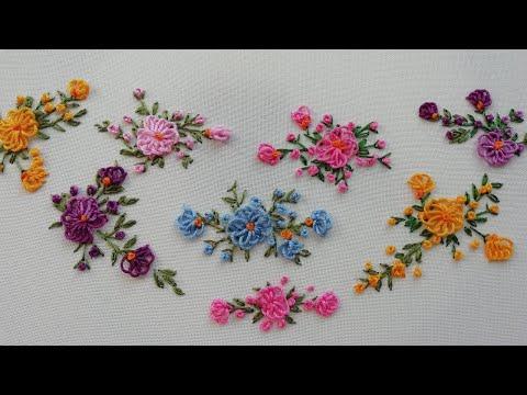 Бразильская вышивка схемы на pinterest