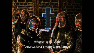 Cradle Of Filth - The Death Of Love (subtitulos ingles - español)