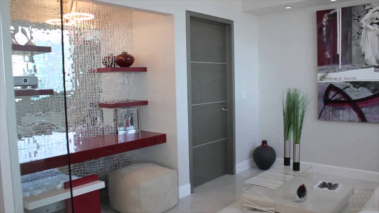 Sexy Miami Condo In Downtown Miami Florida Hot Interior Design   YouTube