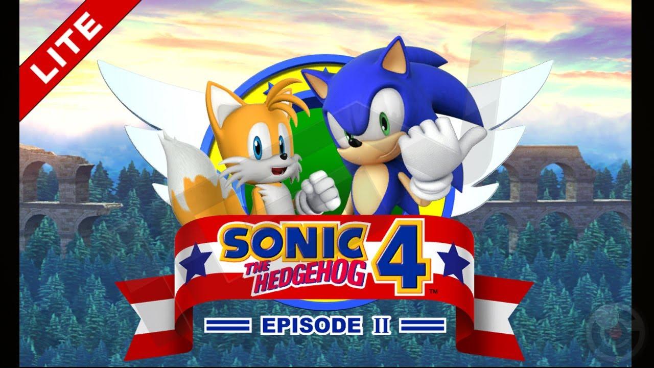 sonic the hedgehog 4 episode 1 ipad