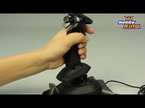 HobbyKing Daily - FPV Flight Simulator Joystick