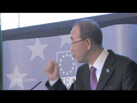 Ban Ki moon - The UN at 70: Looking Back, Looking Forward - 25 May 2015