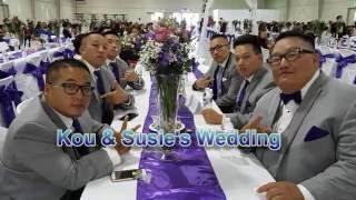 KOU AND SUSIE'S WEDDING