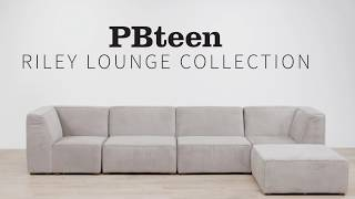 Riley Lounge Collection | PBteen