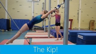 The Kip! Skills & Drills: Strength, timing & coordination