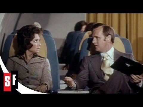 The Bob Newhart Show (5/5) Bob On A Plane Featuring Penny Marshall (1972)