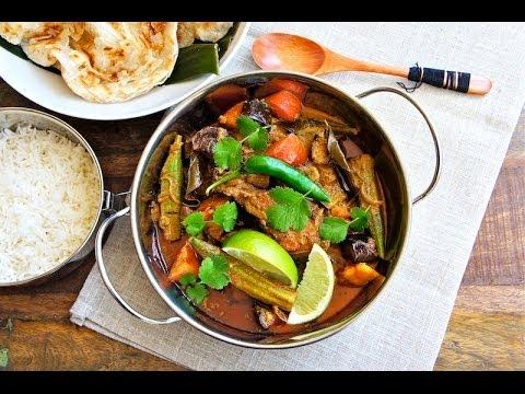 Best Fish Curry (Malaysian-Style)~Kari Ikan Sedap