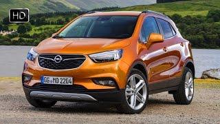 2016 Opel Mokka X Orange Exterior - Interior Design & OFF ROAD Test Drive HD