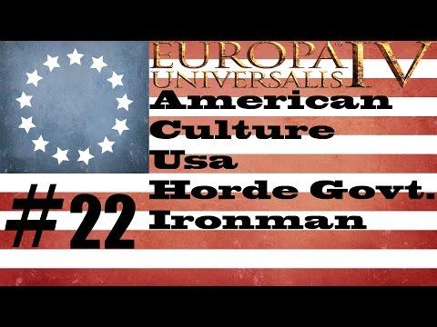 EUROPA UNIVERSALIS IV: MAKE AMERICA GREAT AGAIN EP22