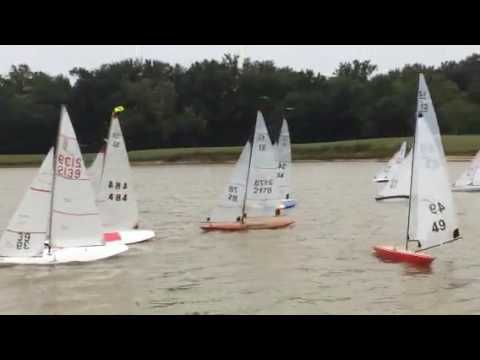 EC12 Meter Remote Control Sailboat Racing