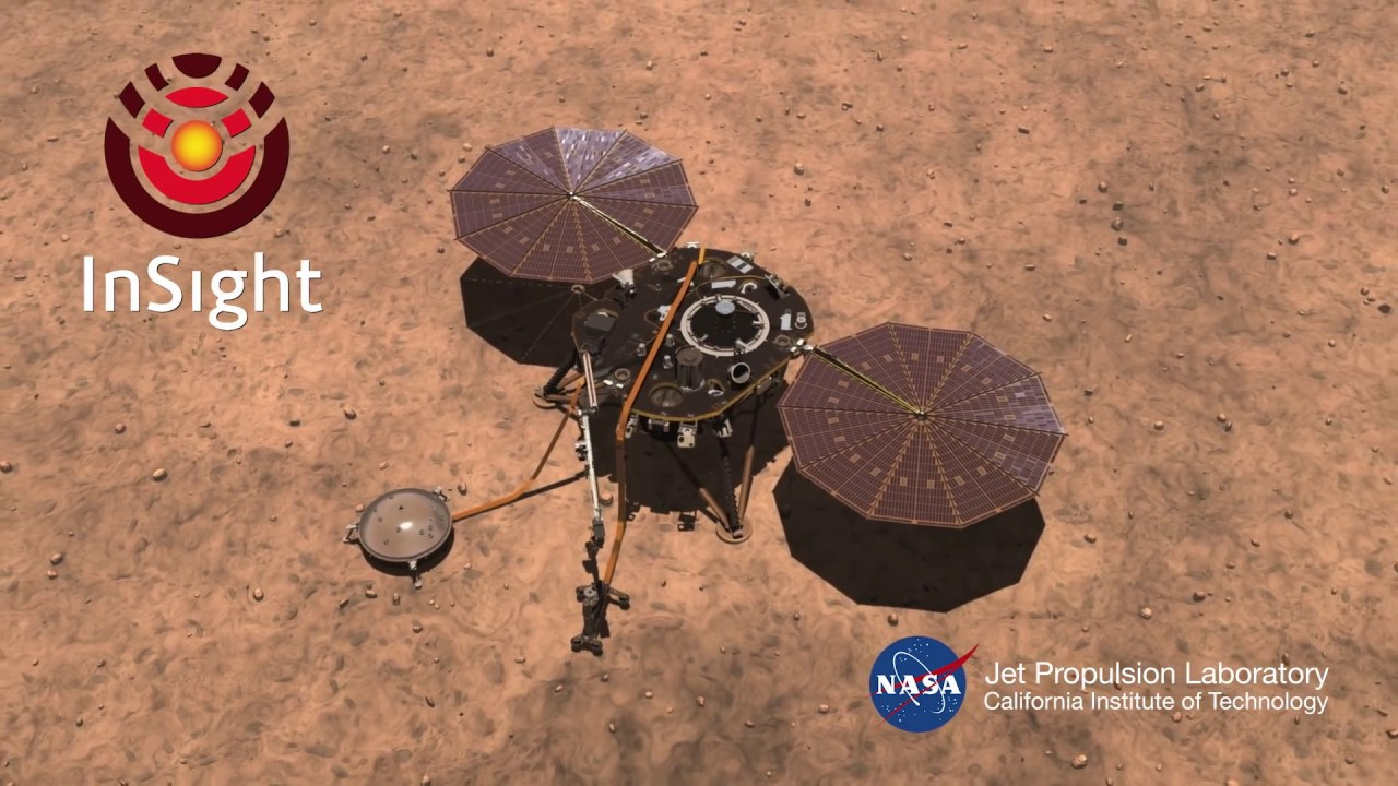NASA and the InSight spacecraft gear up for a risky landing on Mars
