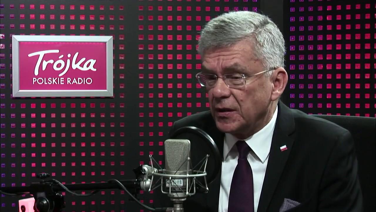 Karczewski o sprawie asesorów: to kompromitacja KRS