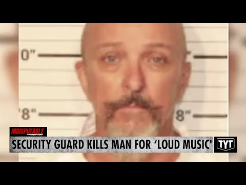 Security Guard SHOOTS MAN Over 'Loud Music'
