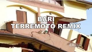 Bari, terremoto remix: non potrai evitare di ballare