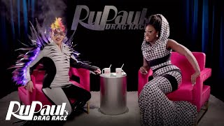 The Pit Stop S12 E4 | Acid Betty Heats Up With Bob | RuPaul's Drag Race