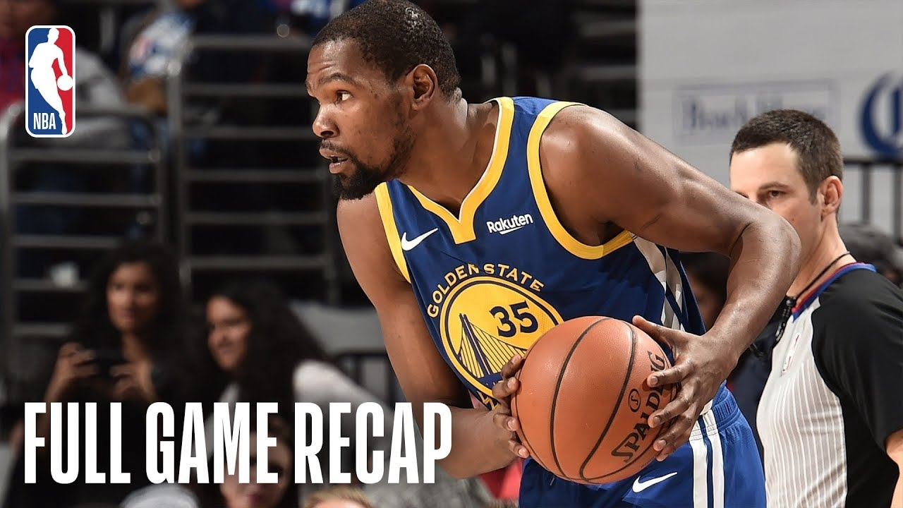WARRIORS vs 76ERS | Down To The Wire Action In Philadephia | March 2, 2019