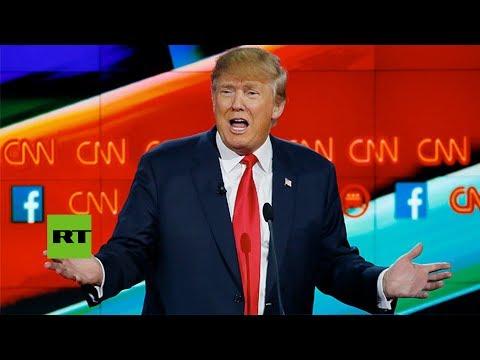 """Graban con cámara oculta a un productor de CNN diciendo que el tema Trump-Rusia es """"una patraña"""""""