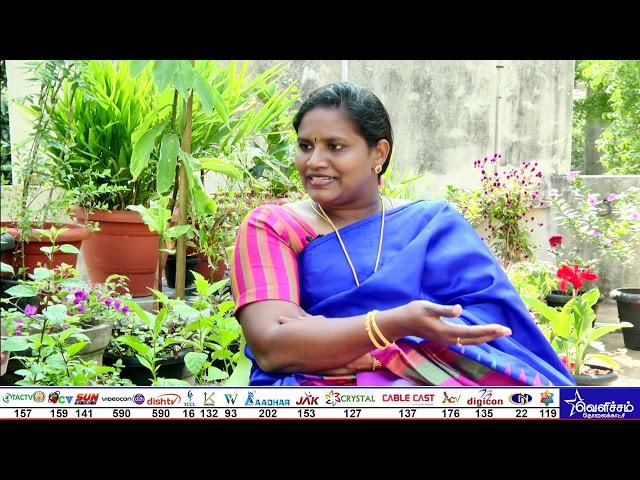 En Veetu Thottathil - Epi - 228 | Terrace-and-Roof Gardening | Videos | Velicham Tv Entertainment