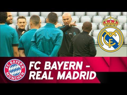Real Madrid visit FC Bayern – a duel of superlatives | #FCBRMA