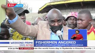 Fishermen angered: Naivasha leaders want coast guards out over alleged killing of fishermen