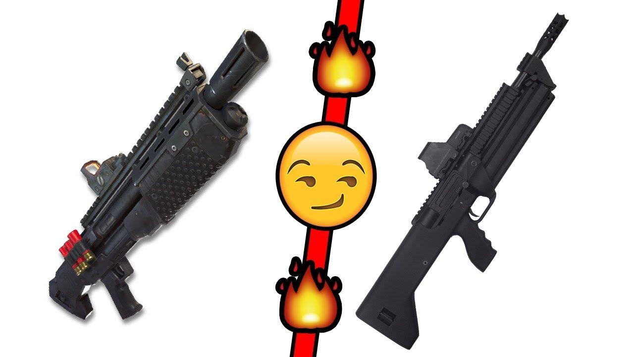 Fortnite Heavy Shotgun In Real Life Fortnite Battle Royale
