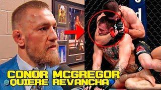 Conor McGregor REACCIONA tras su derrota en UFC 229, Ferguson a Mcgregor y Khabib | MMA en ESPAÑOL
