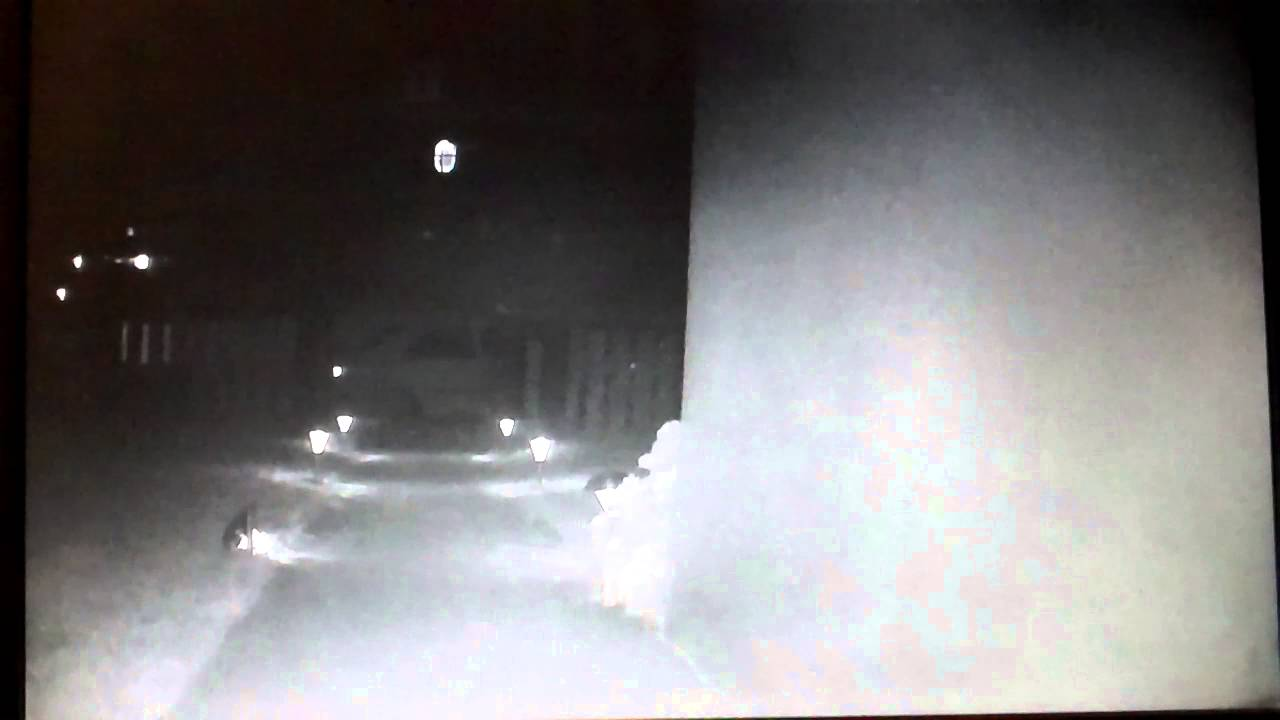 Review of QSee Surveillance System with Night Vision