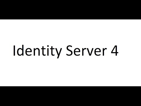 3. How to secure an API site using Identity Server 4