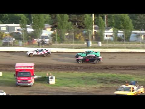 Grays Harbor Raceway, June 10, 2017, Outlaw Tuners A-Main