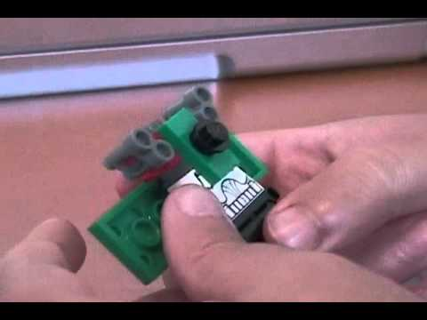 how to make lego fly