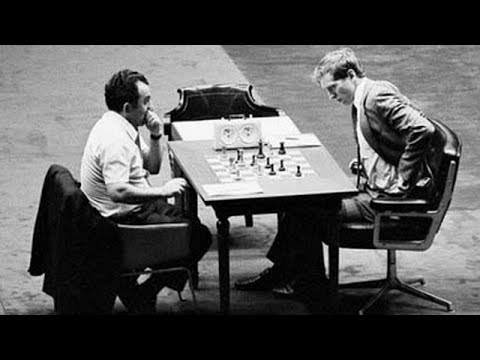 Petrosian vs Fischer - 1971 Candidates Chess Match - Game 2