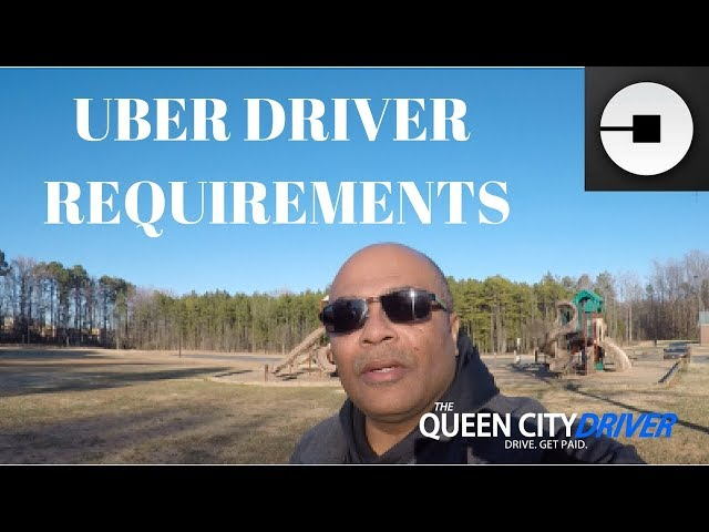 What Are The Uber Driver Requirements