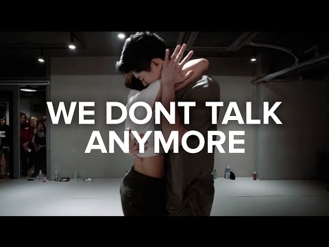 Selena gomez ft. Charlie puth we don't talk anymore (anthony el.