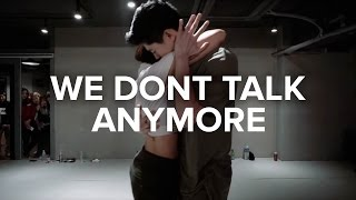 We Don't Talk Anymore - Charlie Puth / Lia Kim & Bongyoung Park Choreography thumbnail