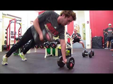 Academy of Art University Strength & Conditioning Feature