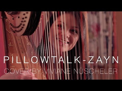 Pillowtalk - Zayn (Harp Cover)