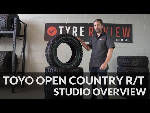 Toyo Open Country R/T Studio Review