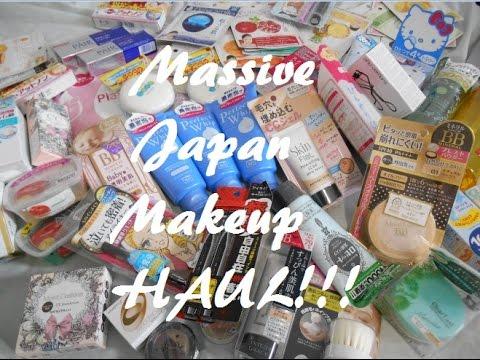 M Ive Japan Makeup Haul Best Japanese Makeup Products