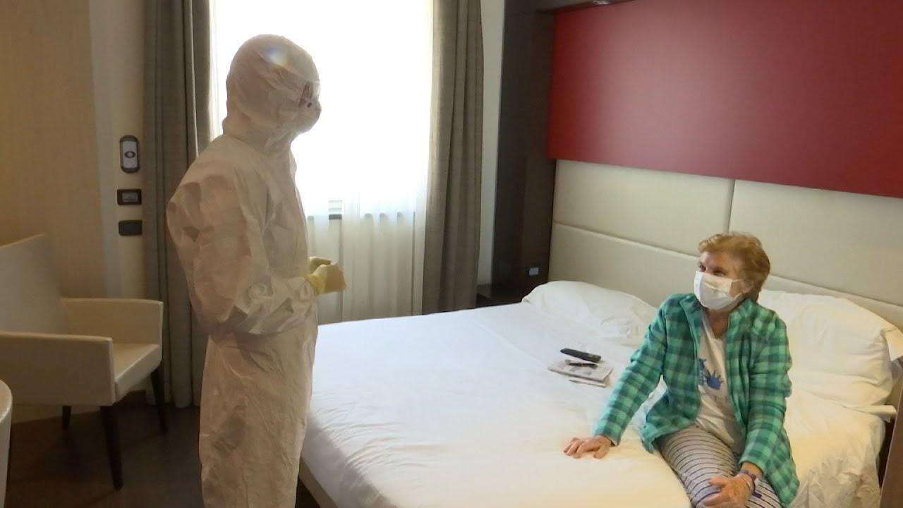 İtalya: Yoğun bakımdan çıkan Covid-19 hastası yaşadıklarını anlattı