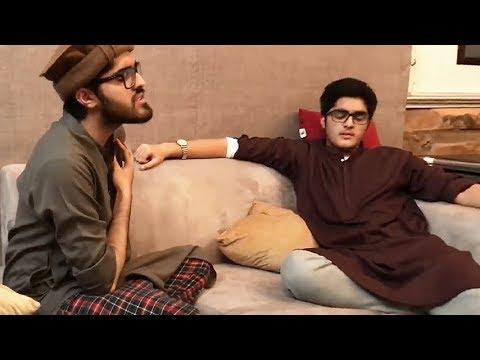 "Junaid Jamshed Sons Babur & Saifullah Duet ""Ilahi Teri Chaukhat Pe"""