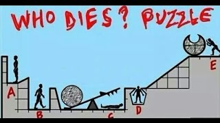 Who Dies Puzzle Solution with Proof Using Unity Game Engine