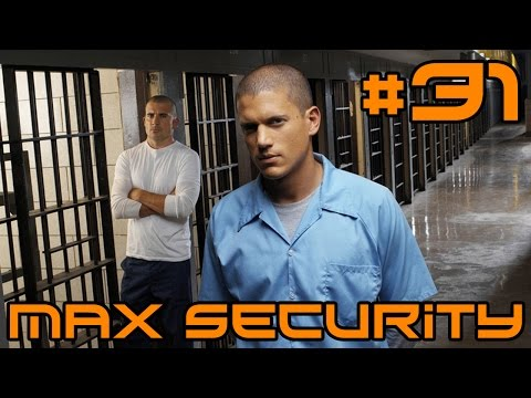 Prison Architect Luxury Max Security - Where are FMB?! #31