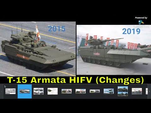 T-15 Armata HIFV: New 57mm Kinzhal Turret & See Inside The Hull