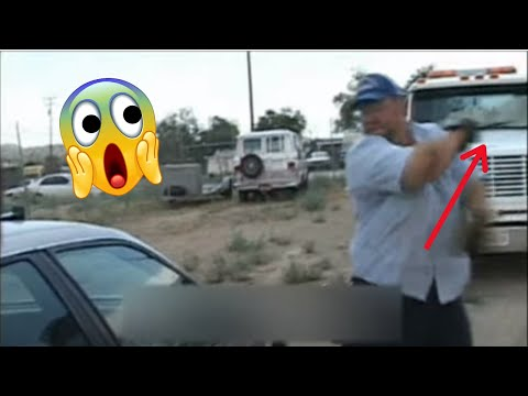 Tow Truck Unlock FUNNY! Towing, tow truck drivers dream rollback lockout !