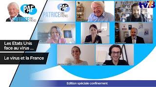 PAF – Patrice Carmouze and Friends – Spéciale confinée – 15 mai 2020