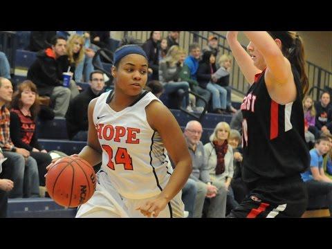 Hope College v. Olivet College - NCAA D3 Women