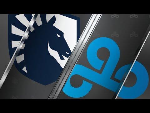 TL vs C9 - Week 5 Day 1 | LCS Summer Split | Team Liquid vs. Cloud9 (2019)